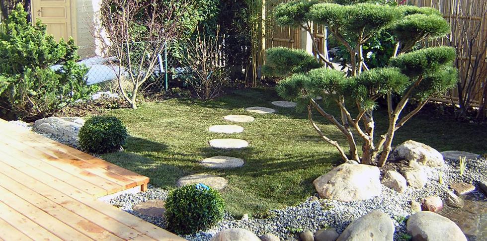 Gartenbau mit idee sami foniqi gartengestaltung - Japangarten gestalten ...